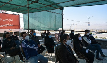 دومین دوره مسابقات نماچینی آجر (اصفهان)